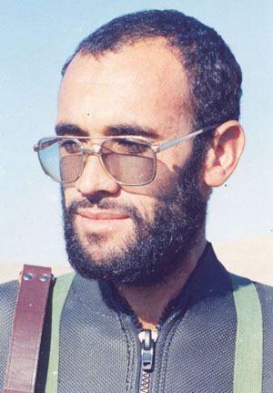 سردار شهید علی اکبر حبشی