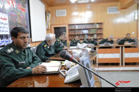 برگزاری جلسه ستاد یادواره شهدای عشایر فارس