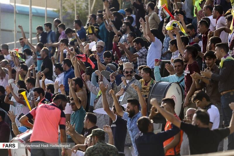 اعلام آرای انضباطی دیدار قشقایی شیراز و صنعت نفت آبادان