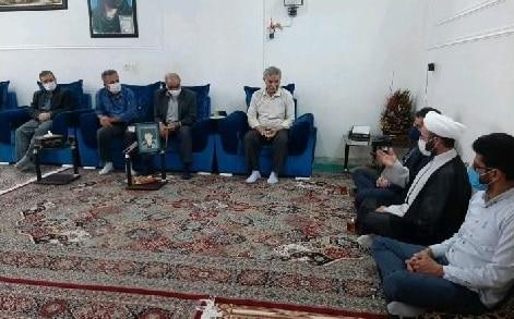 برگزاری سه شنبه های تکریم در خانواده شهید سیفی پور شهرنقنه